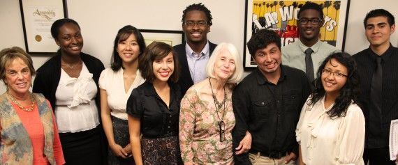 2012 LAANE Interns