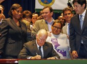 Minimum Wage Signed Into Law