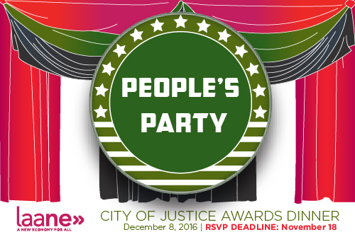 2016 City of Justice Dinner